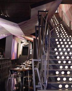 Tsunami - Photo | Morphopedia | Morphosis Architects Morphosis Architecture, Tsunami, 21st Century, Stairs, Studio, Masters, Architects, Modern, Interiors