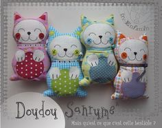3 (or more) little kittens...