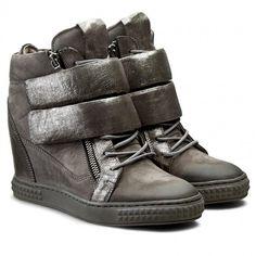 Sneakersy CARINII - B3781/N G65-000-PSK-B88