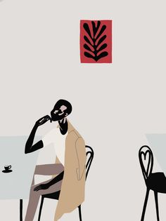 <p>Not too much information about Australian illustrator Jesse Chen (aka jyxchen) but a lot gorgeous illustrations. Her simple lines and carefully chosen pastel colors made her illustrations unique wi
