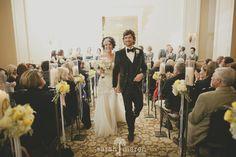 Vintage Glam Wedding at The Citizen Hotel, Sacramento, Ca Ceremony Details.