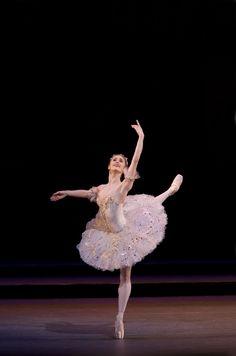 "Marianela Nunez as Aurora in ""The Sleeping Beauty"" (Royal Ballet). Photo by Bill Cooper"