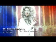 Historical Milestones as Famous Pop Songs (BrainPicker)  - Gaga, White Stripes, Timberlake