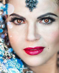 Lana Parrilla- The Evil Queen