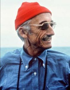 Jacques Cousteau (1910 – 1997) was a French naval officer, explorer, conservationist, filmmaker, innovator, scientist, photographer, author and researcher who studied the sea and all forms of life in water. He co-developed the aqualung, pioneered marine conservation and was a member of the Académie française.