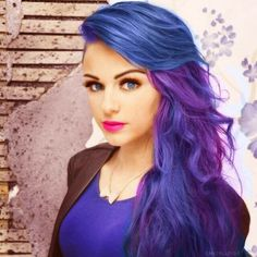 Crazy hair colors are very suitable for those women who have youthful soul to express their cheerful personality. To create beautiful crazy hair colors, you need to have a lot of bleaching b...