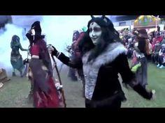 Hej hó boszorkány Holló együttes    zenés gyermekműsor