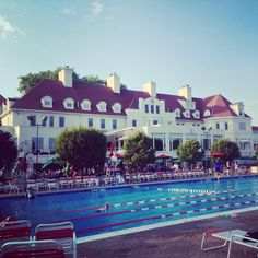 New York Athletic Club love going to seafeast there every year
