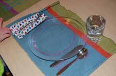 Discover the Child: Toddler Place Setting - How To