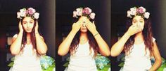 Jm Handmade floral headband