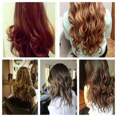 Soft curls n waves