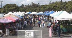 Saturday is a market day @ Cerritos Farmers Market at Towne Center in Cerritos, California 8am - noon http://www.farmersmarketonline.com/fm/CerritosFarmersMarket.html