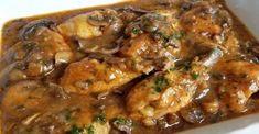 Casserole de poulet et riz à la tomate - Recette Plat - Recette Cuisine Facile