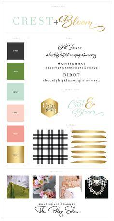 Design by The Blog Salon | crestandbloom.com
