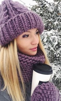 cool winter outfit idea