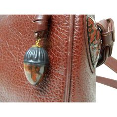 Leather Accent Tag - Lake by VIDA VIDA kBpbtvu