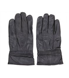 These leather gloves will come in handy should the weather turn cold (er! Christmas Present Inspiration, Mens Clothing Sale, Wool Gloves, Black Leather Gloves, Christmas Gifts For Men, Fashion Games, Footwear, Plaid, Weather