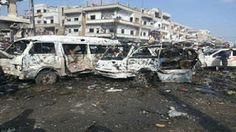 MUNDO CHATARRA INFORMACION Y NOTICIAS: El Cese al fuego en Siria podría empezar el sábado...