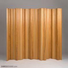 Eames Wood Panel