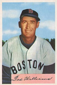 1954 Bowman baseball card set has issues, but still a great one to own.