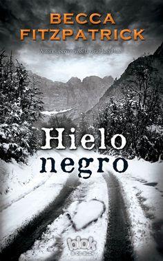 Hielo Negro (Black Ice), Becca Fitzpatrick.
