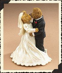 This was the cake topper on my wedding cake!!!