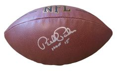 KC Chiefs Bill Polian signed NFL Wilson full size football w/ proof photo.  Proof photo of Bill signing will be included with your purchase along with a COA issued from Southwestconnection-Memorabilia, guaranteeing the item to pass authentication services from PSA/DNA or JSA. Free USPS shipping. www.AutographedwithProof.com is your one stop for autographed collectibles from Kansas City sports teams. Check back with us often, as we are always obtaining new items.