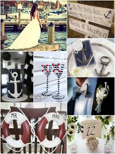 Nautical and Beach Favors