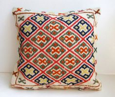 Anatolian turkish Rug Pillow Cover