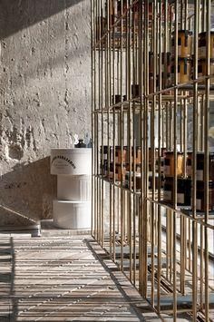 Sweet Alchemy: Kois Architecture crea el paraíso de las 'chuches' para el pastelero más famoso de Grecia.