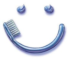Smiling Toothbrushes