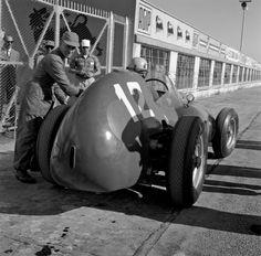 Ferrari, 1958 Jesse Alexander Photos - Monza