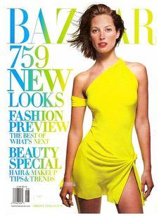 Christy Turlington - Harper s Bazaar June 2002 by Patrick D 58271f6a11c