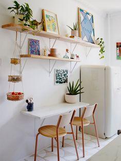 eat-in kitchen bar design ideas