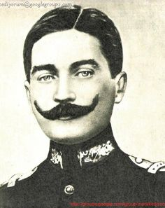 Mustafa Kemal Atatürk - Genç Kurmay Subay adayı