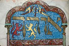 ARRAS, Bibliothèque municipale, 0004 (0560) Biblia hebraica Langues : hébreu Date : 13e s.