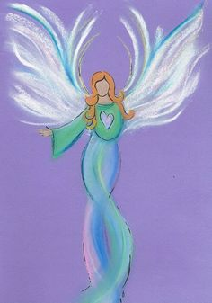 Ariella get your own intuitive angel drawing from www.angelsco.nl  <3