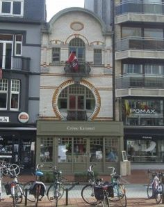 Crème Karamel - Lippenslaan110, Knokke-Heist