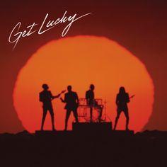 Daft Punk – Get Lucky (Radio Edit) Single  #WarrenFu #RAM feat. Pharell and Nile Rodgers
