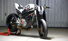 Il DUCATISTA | DUCATI: Ducati Ms4R by Paolo Tex