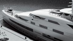 "Illusion 88.80m (291'4"")  |  Pride Mega Yachts |  2015 |  POA"