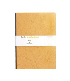 Clairefontaine Tobacco Notebook