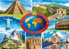 sedm divů světa - Hledat Googlem