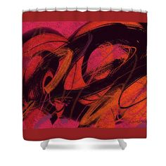 """Heat In The Winter Shower Curtain for Sale by Janis Kirstein  