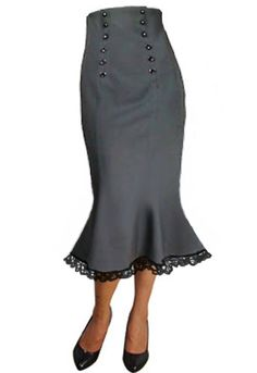 Double Button Skirt  by Amber Middaugh (currently in voting - click the link and vote YES to give it a shot at production) Thanks!------ Save 37% at ChicStar.com --Coupon: AMBER37