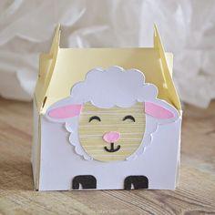 بوكس على شكل خروف من