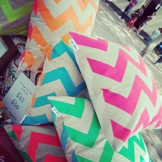 Fluro Chevron love!!