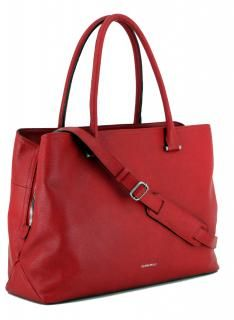 !!!GiGi Fratelli Ledertasche mit Laptopfach rot Schultergurt Crossover, Laptop, Tote Bag, Bags, Fashion, Red, Audio Crossover, Handbags, Moda