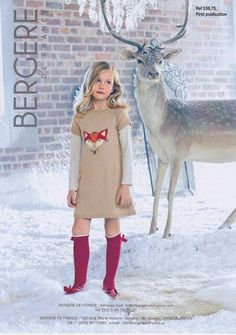 Dress in Bergere de France Ideal - 33673