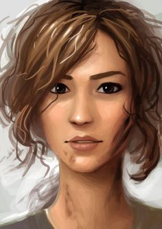 A Guide to Lunar Chronicles Character Traits | blog post by Marissa Meyer (Cinder art by Laura Hollingsworth - http://lostie815.deviantart.com/)